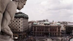 Piazza della Repubblica (foto Ente nazionale del turismo della Serbia)